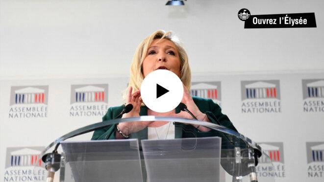 Usul. L'érosion de la maison Le Pen