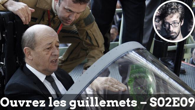 Usul. Ventes d'armes: une passion française