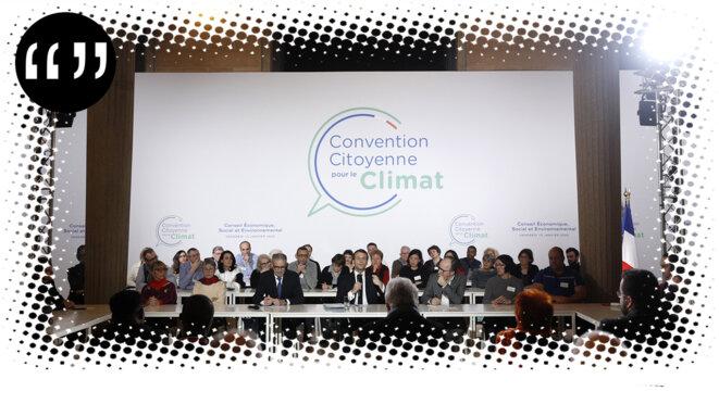 Usul. Allons-nous sauver le climat avec une assemblée tirée au sort?
