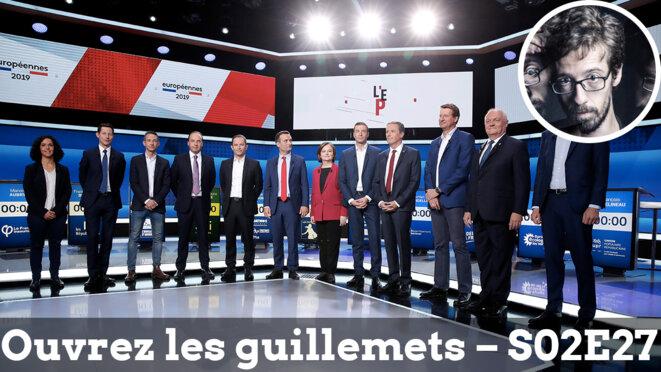 Usul. Européennes: des débats qui ne volent pas haut