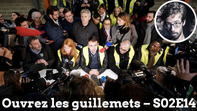 Usul. «Gilets jaunes», médias, police: la triple mésentente