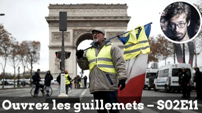 Usul. «Gilets jaunes»: l'insurrection qui tient