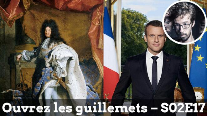 Usul. «Gilets jaunes»: les Français face à l'Histoire