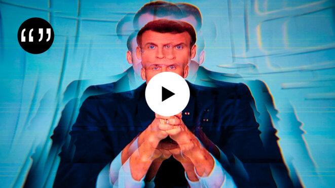 Usul. Le gros melon d'Emmanuel Macron