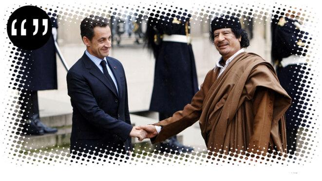 Usul. Affaire libyenne: faites entrer Sarkozy