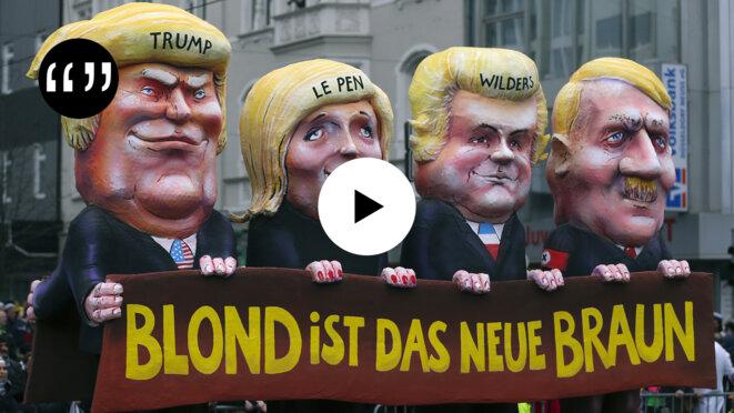 Usul. De Hitler à Trump, le logiciel de l'extrême droite décrypté