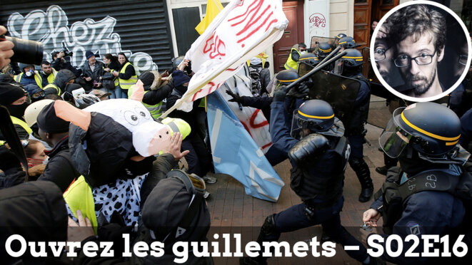 Usul. Peut-on poser la question de la violence?