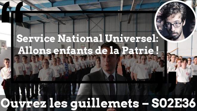 Usul. Service national universel: Allons enfants de la Patrie!