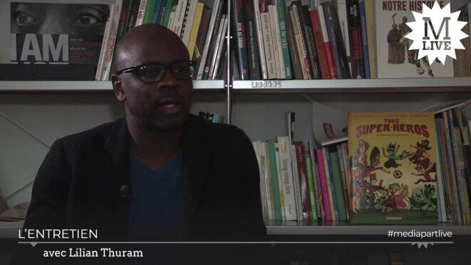 Racisme et homophobie dans le foot, cas Benzema: Lilian Thuram se livre