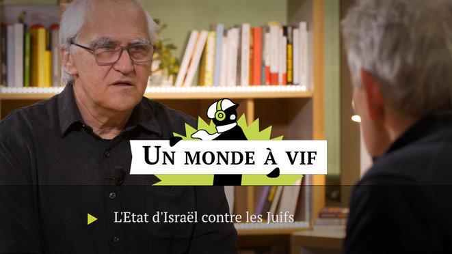 Sylvain Cypel: l'Etat d'Israël contre les Juifs