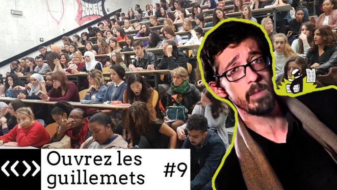 Usul: la sélection à l'université, coup double pour la bourgeoisie