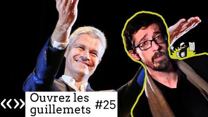 Usul. Faut-il avoir peur de Laurent Wauquiez?