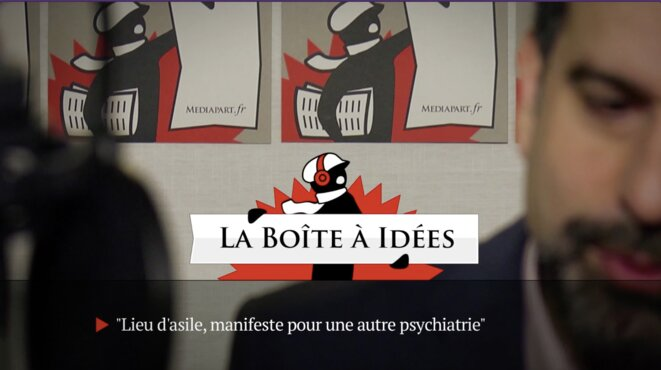 Thierry Najman pour une psychiatrie ouverte