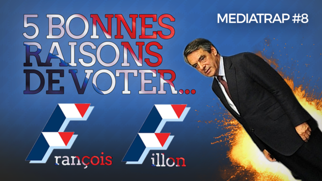 Cinq bonnes raisons de voter Fillon