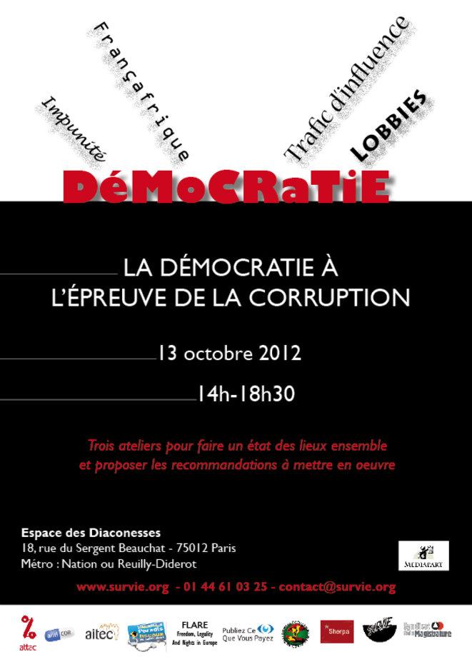 La démocratie à l'épreuve de la corruption
