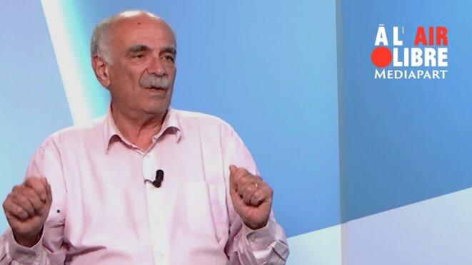 Michel Wieviorka:«Nous sommes face à un néomaccarthysme»