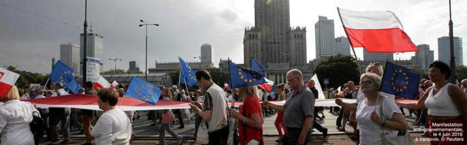 Notre dossier: l'Europe centrale, à droite toute