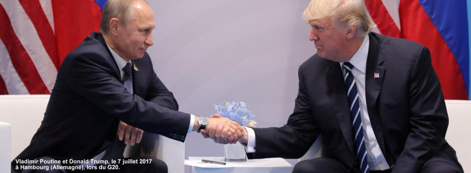 Notre dossier: Trump et la Russie