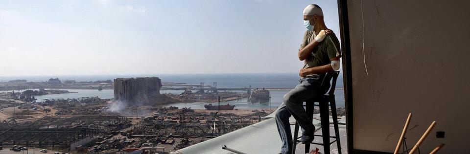 Liban: une destruction sans fin