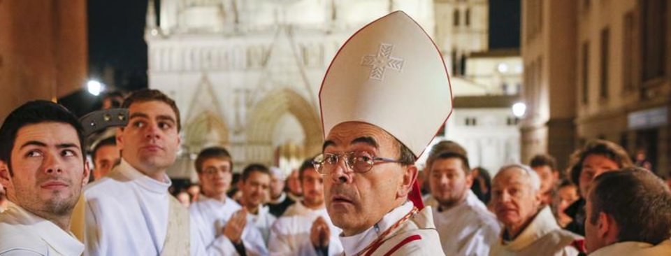 Condamné par la justice, le cardinal Barbarin va remettre sa démission au pape
