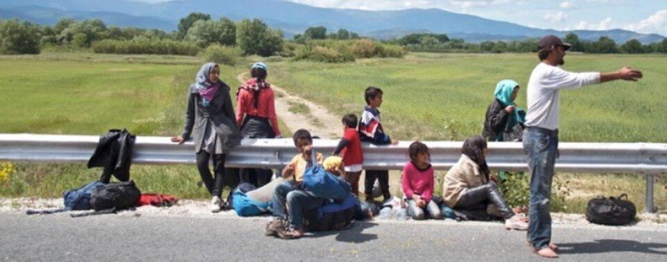 Dossier: l'Europe face à la tragédie des réfugiés