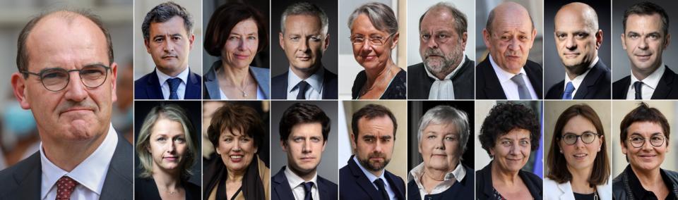 Gouvernement Castex: Sarkozy président