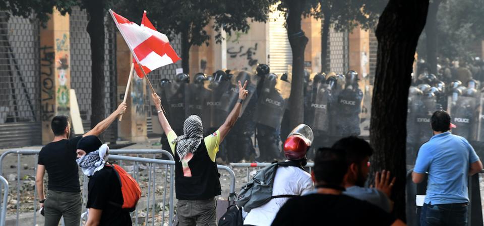 Liban: Face à la colère du peuple