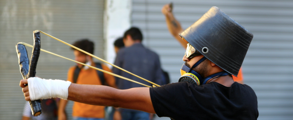 Irak: les enjeux d'une révolte