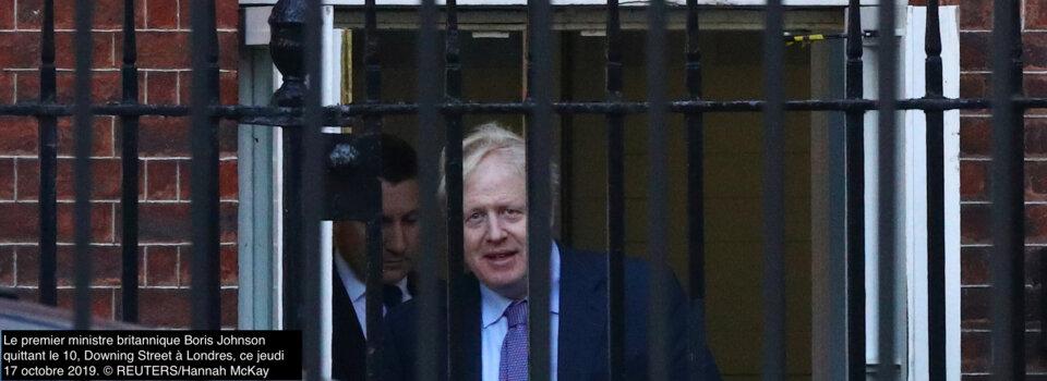 Brexit: un deal, mais rien n'est encore joué