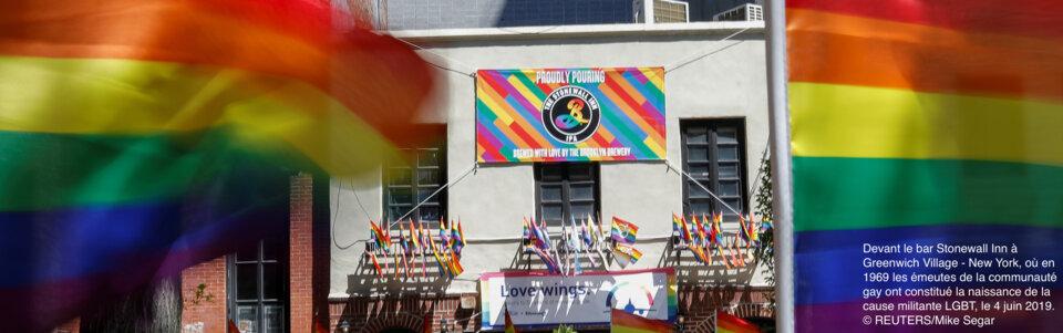 50 ans après, l'esprit de Stonewall toujours là