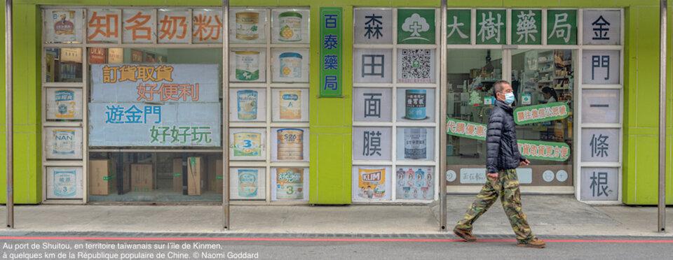 Présidentielle: Taïwan vote sous l'œil de Pékin
