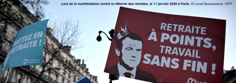 """Le """"compromis"""" de Philippe ne démobilise pas"""