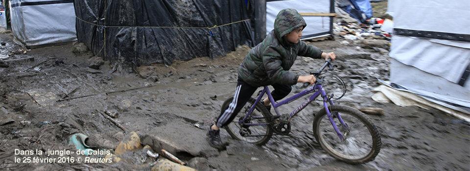 A Calais, l'Etat met les mineurs en danger