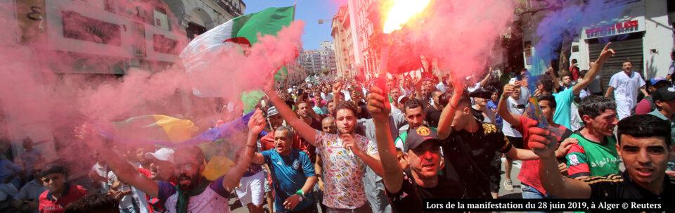 Révolution algérienne : et maintenant ?