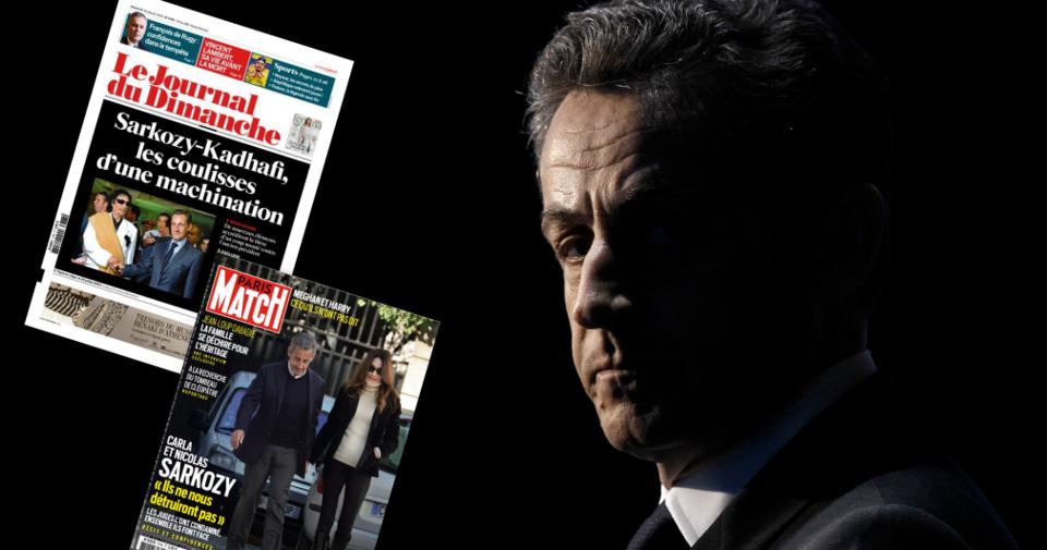 Sarkozy-Takieddine : une presse sous influence