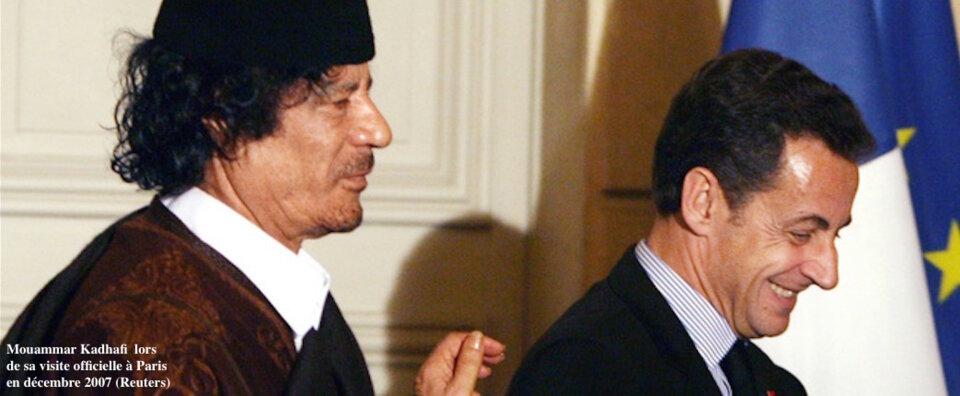Les                 millions de Kadhafi refont surface