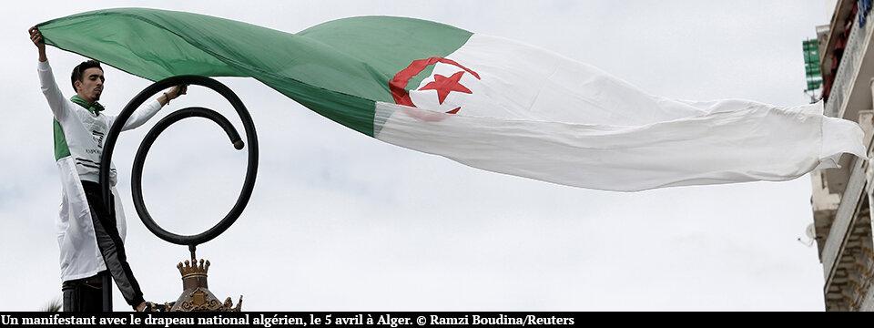 En Algérie: «Nous avons dit tous, c'est tous»