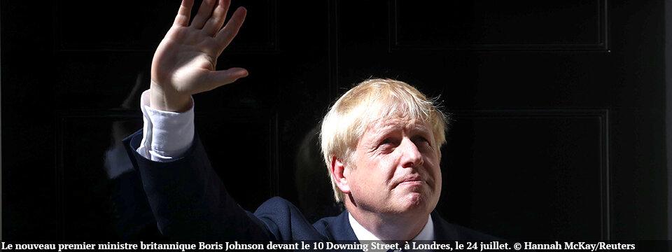 Johnson remplace May, le Brexit dur en marche