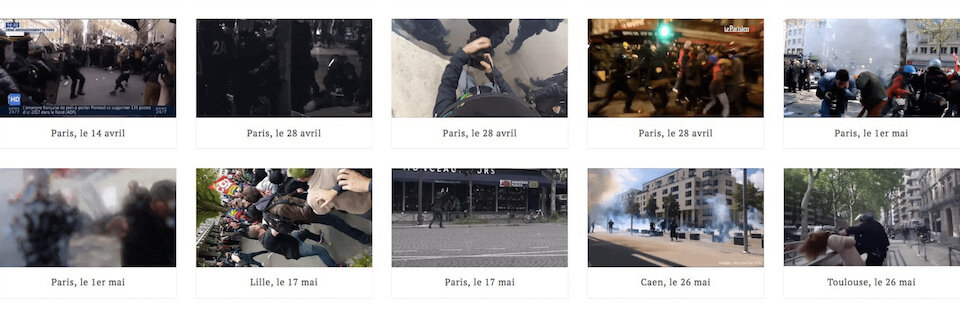 Violences policières: ouvrez les yeux !