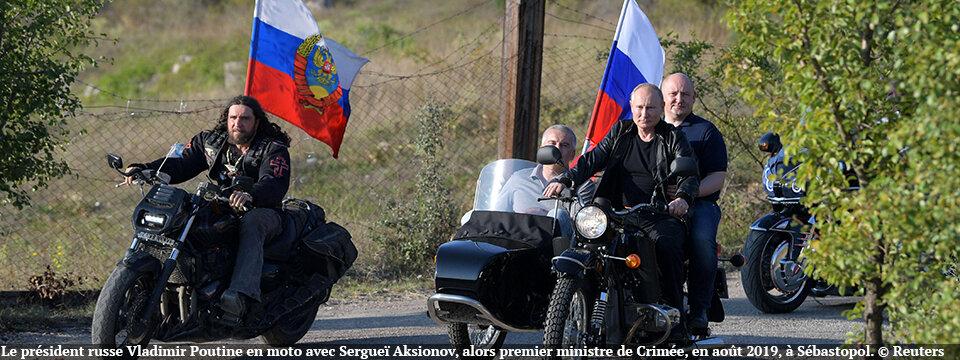 Donbass, Crimée, le rouleau compresseur russe