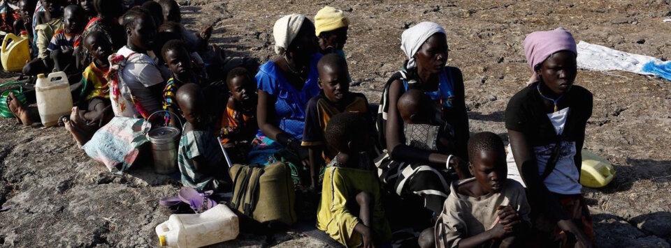 L'Afrique de l'Est abandonnée à la famine