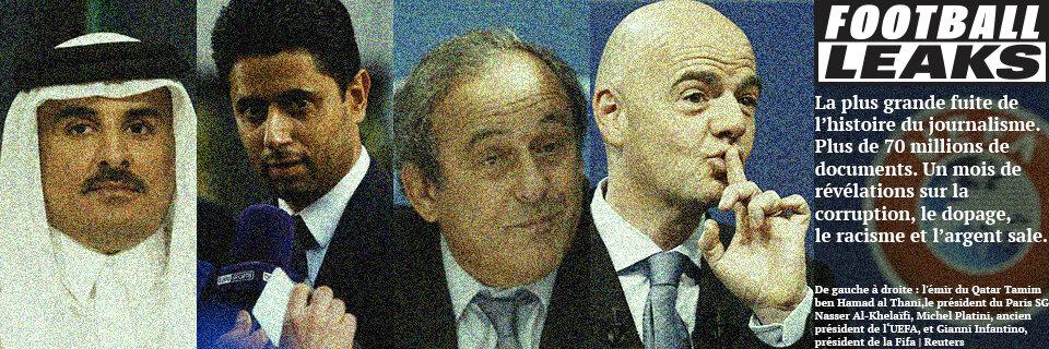 Le PSG et le Qatar fraudent, l'UEFA couvre