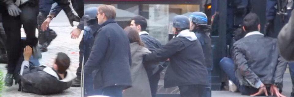 Affaire Benalla: la vidéo qui enfonce l'Elysée