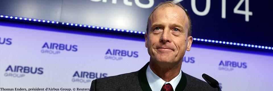 Corruption: le patron d'Airbus directement visé