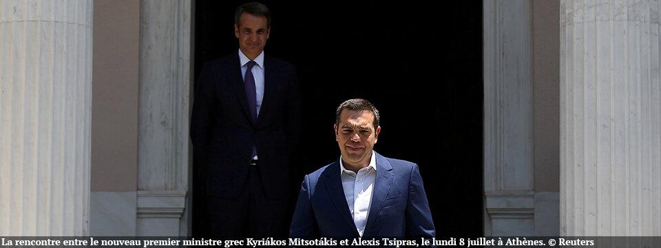 Alexis Tsipras: les leçons d'une défaite