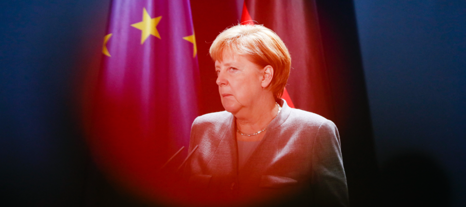Europe: l'héritage contestable de Merkel