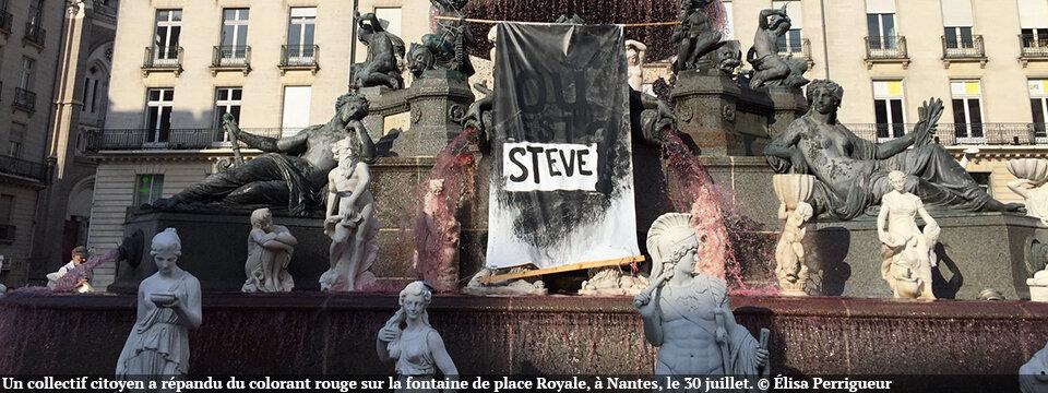 «Où est Steve?»: Steve Maia Caniço est mort