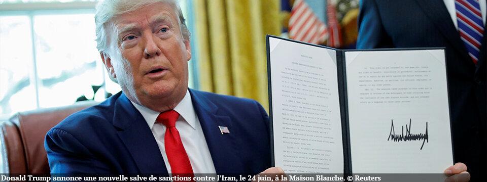 Le monde suspendu à la folie Trump