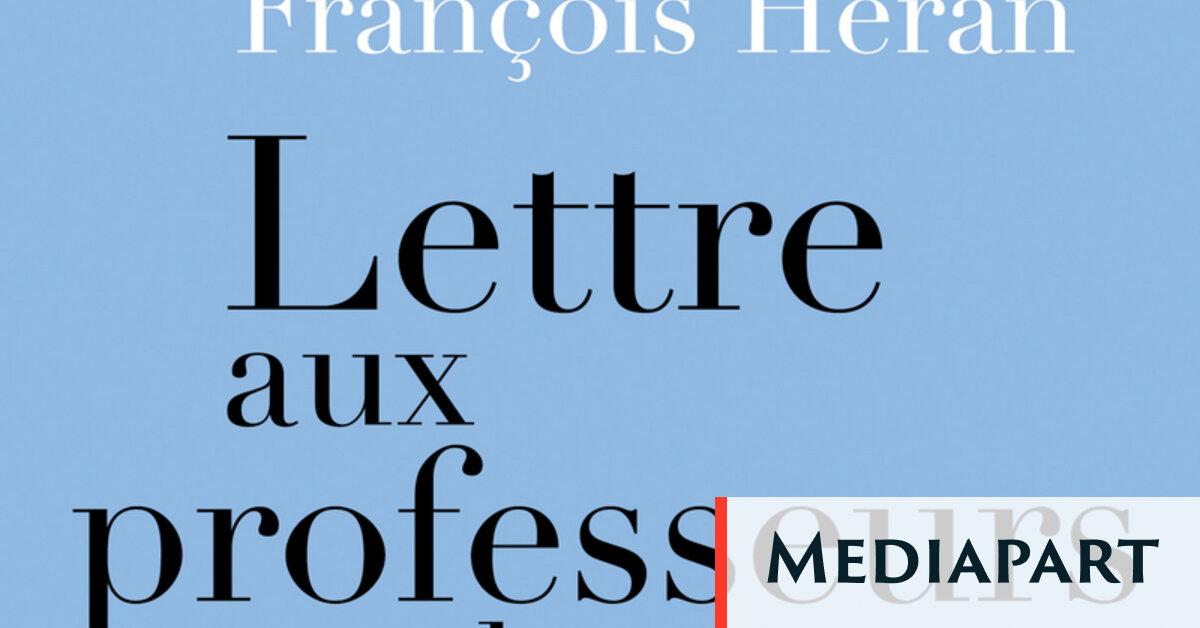 Discriminations: François Héran déplore  «leur dénégation par des essayistes en chambre»