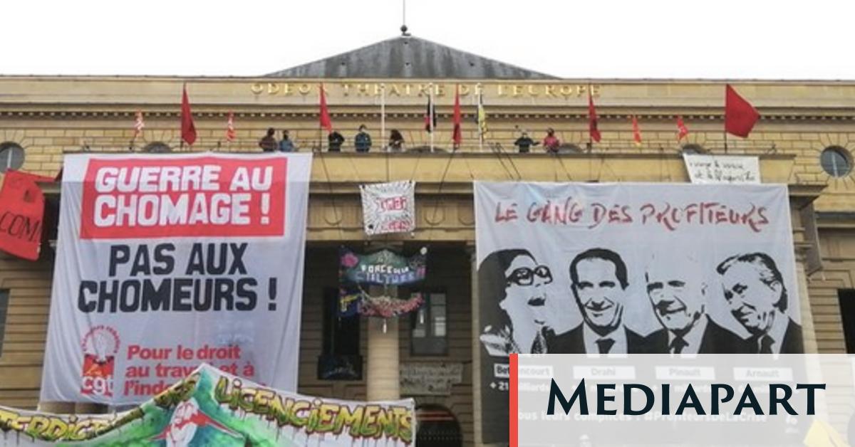 Pour le 1er Mai à Paris, les manifestants dénoncent «une guerre aux chômeurs» – Page 1